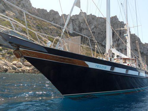 Sailboat Jongert Sedate Luxury Yacht · 1982