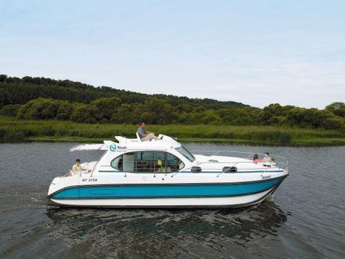 Houseboat Nicols Estivale Quattro B · 2011