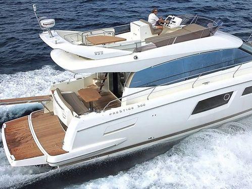 Motorboot Jeanneau Prestige 500 · 2016