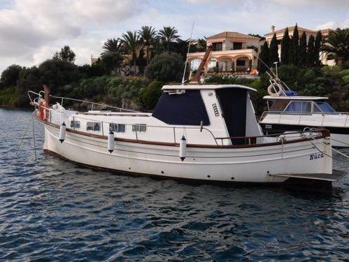 Motorboat Myabca 900 · 2015