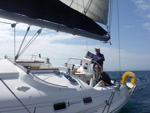 Barca a vela Beneteau Oceanis 383 · 1998