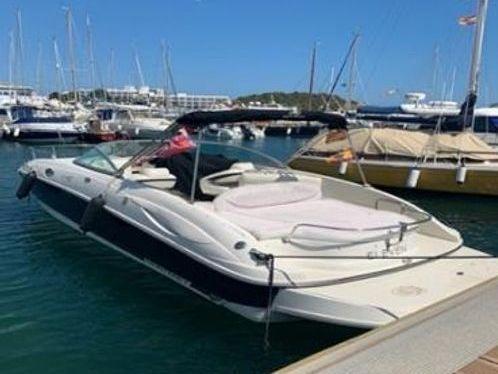 Motorboot Monterey 263 · 2011