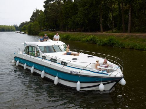 Houseboat Nicols Estivale Sixto · 2019