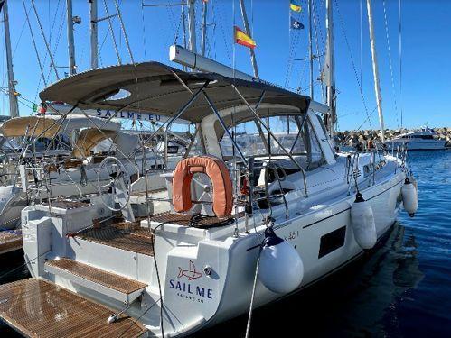 Zeilboot Beneteau Oceanis 46.1 · 2019