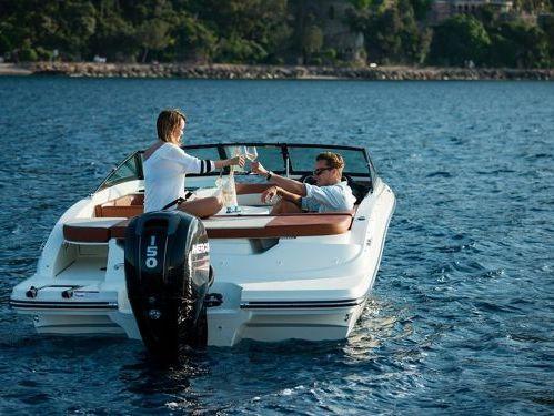 Speedboat Sea Ray 190 Sport · 2015