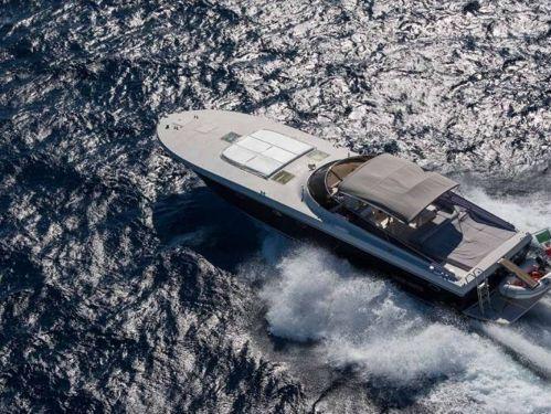 Motorboat Itama 56 · 1999