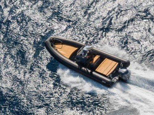 RIB Seawater 250 · 2015