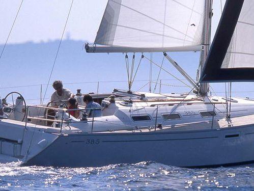 Barca a vela Dufour 385 (2007)
