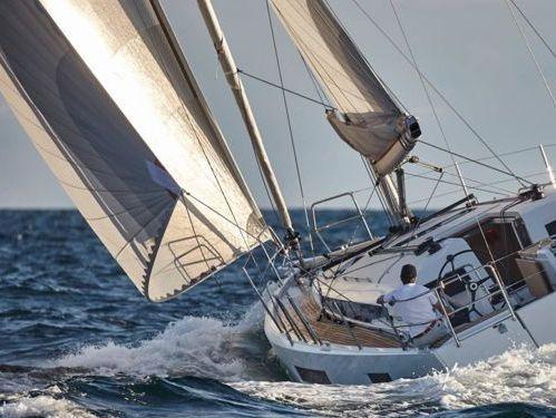 Barca a vela Jeanneau Sun Odyssey 440 (2018)
