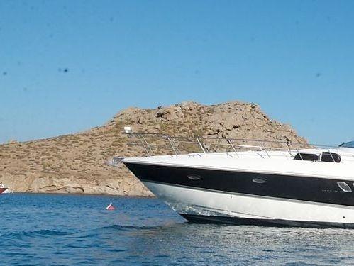 Motorboot Cruiser Yacht 60 · 2015