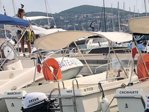 Speedboot Selva 4.8 · 2012