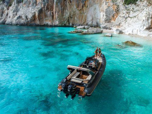 RIB Jokerboat Clubman 35 · 2018