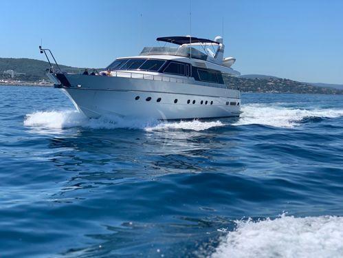 Imbarcazione a motore Custom Built · 1992