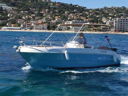 Speedboat Mano Marine 22 · 2011
