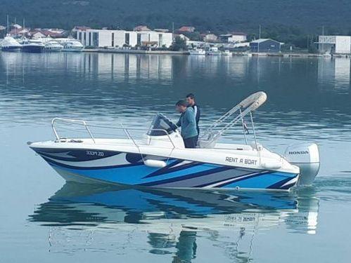 Speedboat Reful 22 Flyer · 2016