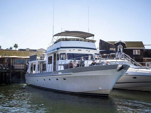 Motorboat Willard 65 · 1973