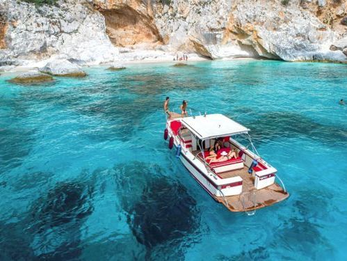 Speedboat Tullio Abbate 36 Offshore · 2013