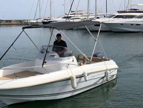 Sportboot Jeanneau Cap Camarat 5.5 CC (2012)