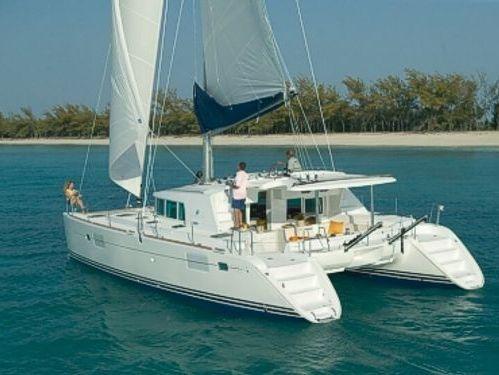Catamaran Lagoon 440 · 2004