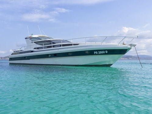 Motorboat Pershing 52S · 1994
