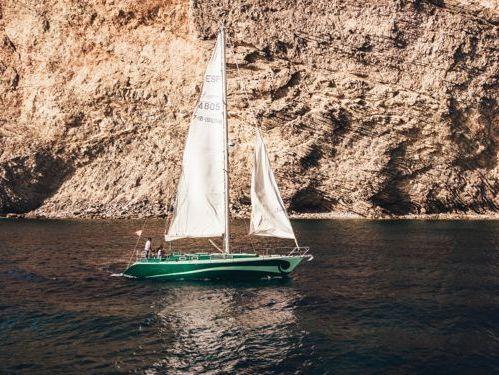 Barca a vela Fortuna Island Spirit 400 · 1991