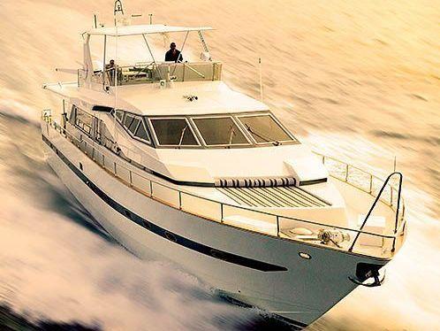 Motorboat Azimut Utltimate 82 · 1994