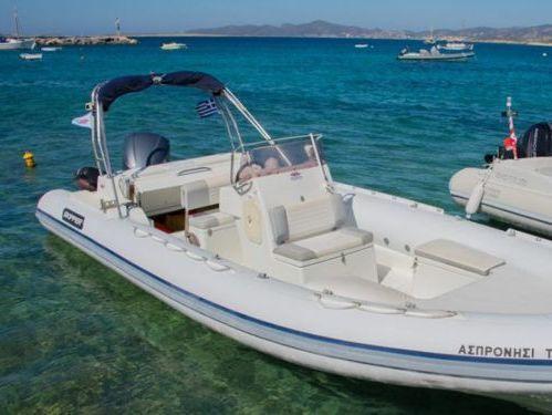 RIB Skipper 780 · 2007