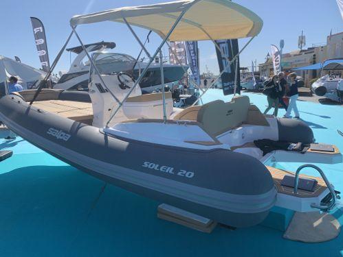 Sportboot Salpa 20 GT · 2020