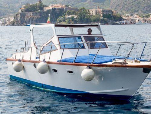 Imbarcazione a motore Raffaelli 36 (1996)