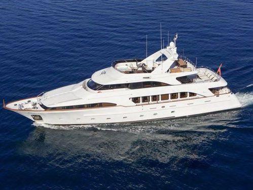 Motorboot Benetti 115 · 2000