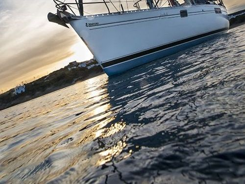 Sailboat Beneteau Oceanis 440 · 1995