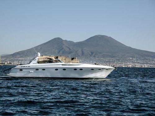 Motorboot Rizzardi 50 Top Line · 2015