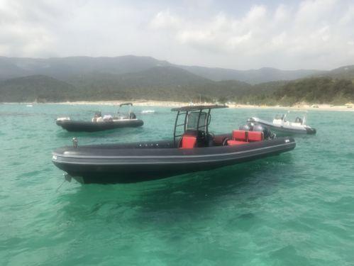 RIB Seawater 300 · 2017