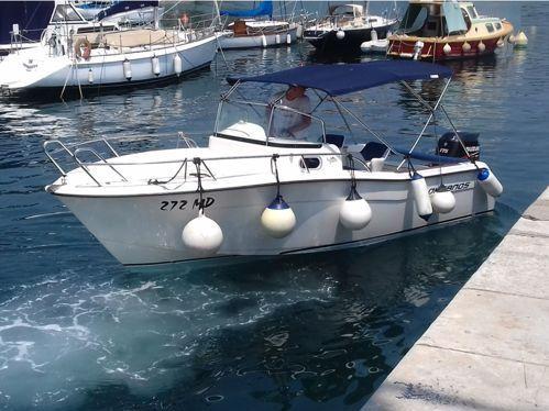 Imbarcazione a motore Elan 650 (2014)