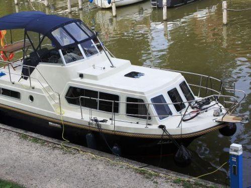 Motorboat Witboatcare Holiday 1000 · 2019
