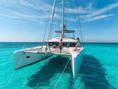 Catamarano Lagoon 52F · 2016