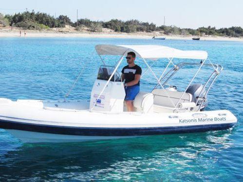 Speedboat Custom Built · 2017