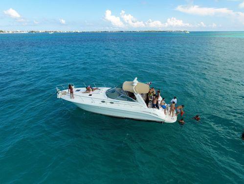 Imbarcazione a motore Sea Ray 400 Sundancer · 2006