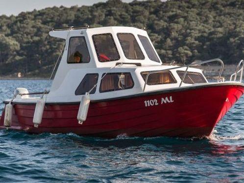 Motorboot Adria 690 · 1986