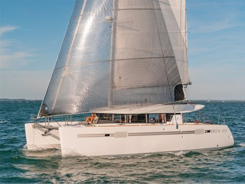 Catamarano Lagoon 450 S (2013)