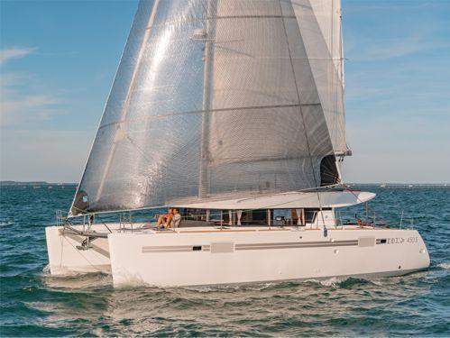 Catamarano Lagoon 450 S · 2013