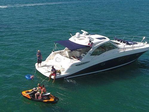 Imbarcazione a motore Sea Ray 50 · 2012
