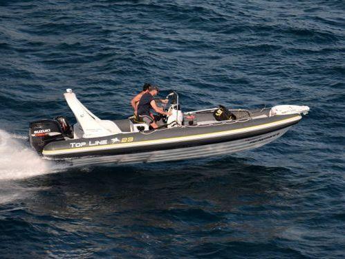 RIB Tiger Marine Topline 750 LE · 2020