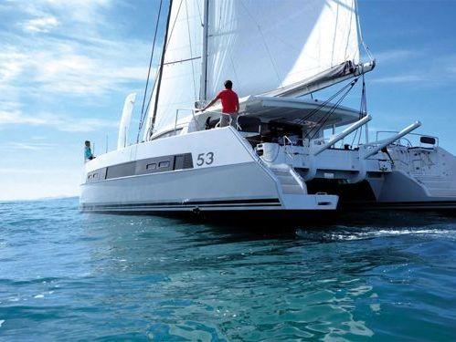 Catamarano Catana 53 · 2018