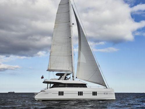 Catamarano Sunreef 60 (2018)
