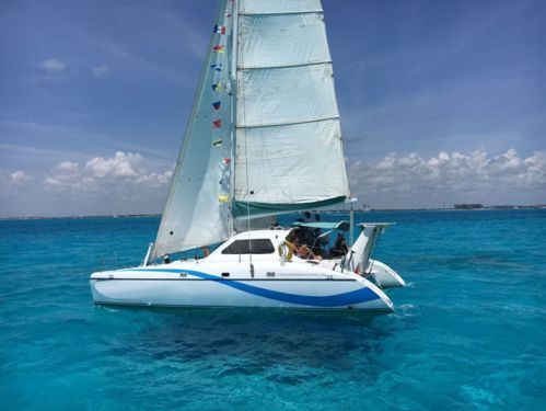 Catamarano a motore Fountaine Pajot MY 37 · 2014