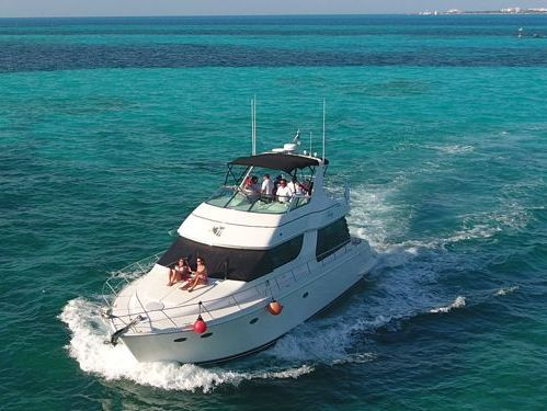 Motorboot Carver Yachts 55 · 2007