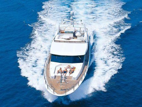 Motorboot Aegean Builders Custom Built · 1994