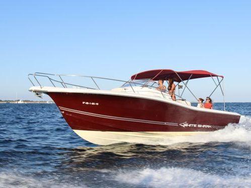 Speedboat White Shark 298 · 2009