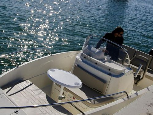 Imbarcazione a motore Quicksilver Activ 605 Open (2011)